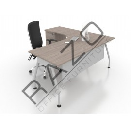 Writing Table | Office Table  | Office Furniture -ALD1818 (L/R)