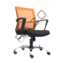Mesh Low Back Chair | Netting Chair -E2731H