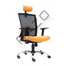 Presidential Mesh High Back Chair | Netting Chair -E2761H