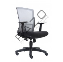 Executive Mesh Low Back Chair | Netting Chair -E2766H