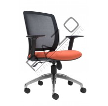 Mesh Low Back Chair | Netting Chair -E2771H