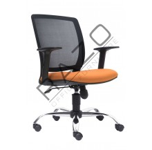 Mesh Low Back Chair | Netting Chair -E2772H