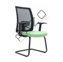 Conference Mesh Visitor Chair | Netting Chair -E2787S