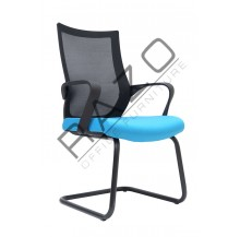 Conference Mesh Visitor Chair | Netting Chair -E2827S
