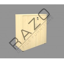 Low Swing Door Cabinet | Office Bookcase | Office Filing Cabinet -LCD-M