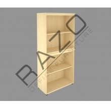 High Open Shelf Cabinet | Office Bookcase | Office Filing Cabinet -HC-M