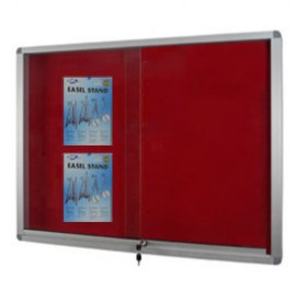 Sliding Glass Door Foam Notice Board